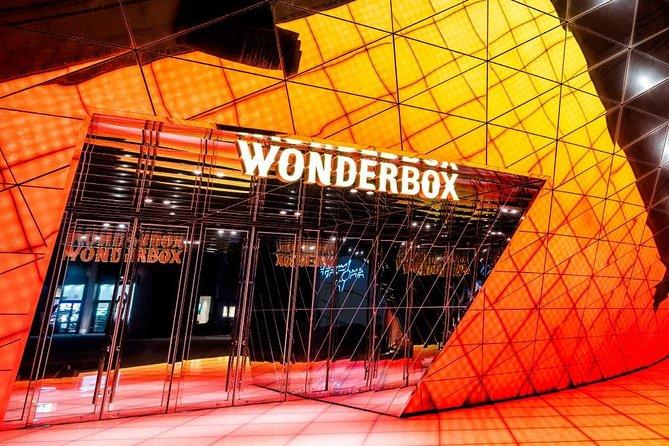Paradise City Theme Park WonderBox Ticket in Incheon, Incheon, COREA DEL SUR
