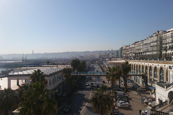 Algiers City Tour@By Ouirane Tours-Algeria, Argel, Argélia