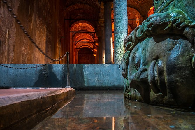 Basilica Cistern(Istanbul): Skip the line Ticket with Guided Tour, Estambul, TURQUIA