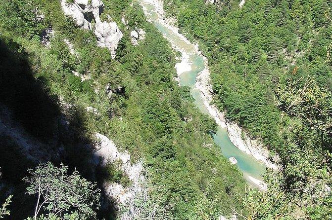 Private Day Trip: Verdon Canyon plus Castellane & Moustiers Villages from Nice, Niza, FRANCIA