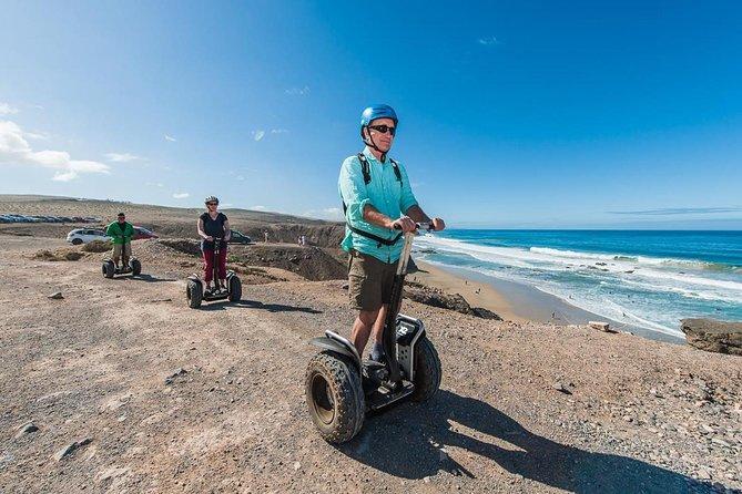 Recorrido de 2 horas en Segway desde Playa de Jandía a Morrojable en Fuerteventura, Fuerteventura, ESPAÑA