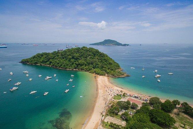 Excursión en catamarán a la isla de Taboga con todo incluido desde la ciudad de Panamá, Ciudad de Panama, PANAMA