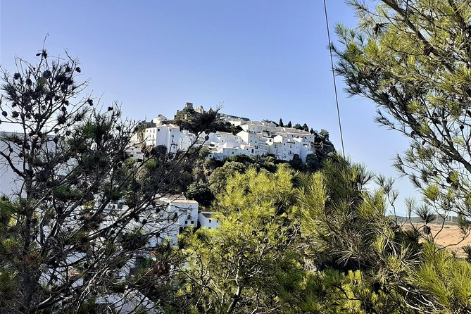 Discover the beautiful town of Casares with its white houses and narrow streets during this 4-hour tour with your own private guide. Learn about Blas Infante, considered the father of Andalusia. Admire the stark white buildings and scenic hilltop vistas that characterize Casares. Hotel pickup/drop-off are included.