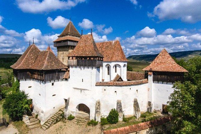 Transylvania Trip: Dracula's Castle, Brașov, Sighișoara, Biertan, Sibiu, 5 days, Bucarest, RUMANIA