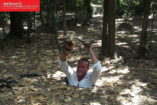 Cuchi Tunnels And City Tour Shore Excursion Tour, ,