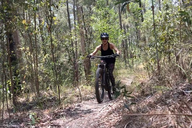 eMtn Bike + Brewery Day Tour, Noosa y Sunshine Coast, AUSTRALIA