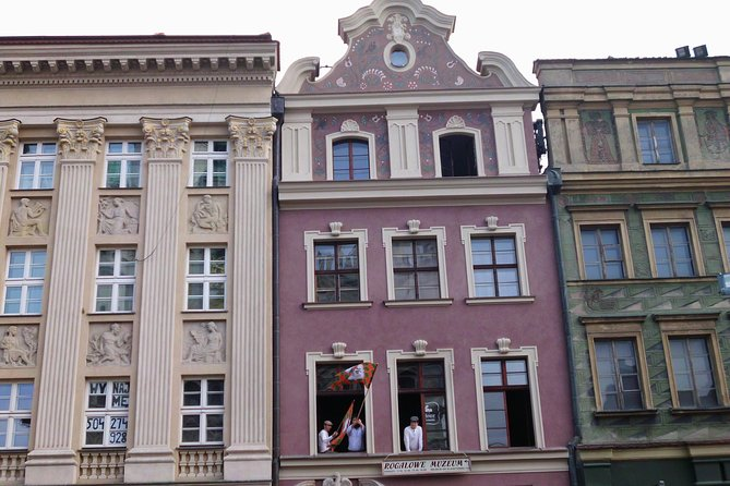 Poznan: Old Town and Croissant Museum Private Walking Tour, Poznan, POLONIA