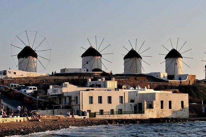 Private Tour: Mykonos Old Town Walking Tour, Miconos, GRECIA
