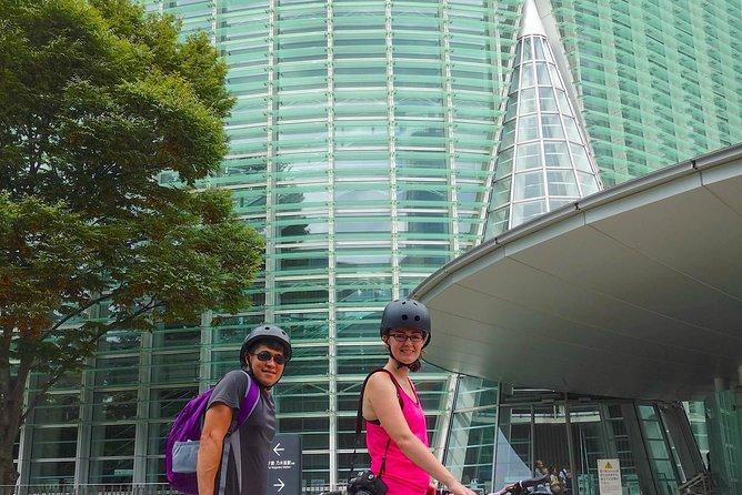 Excursión en bicicleta para grupos pequeños en Tokio, Tokyo, JAPON