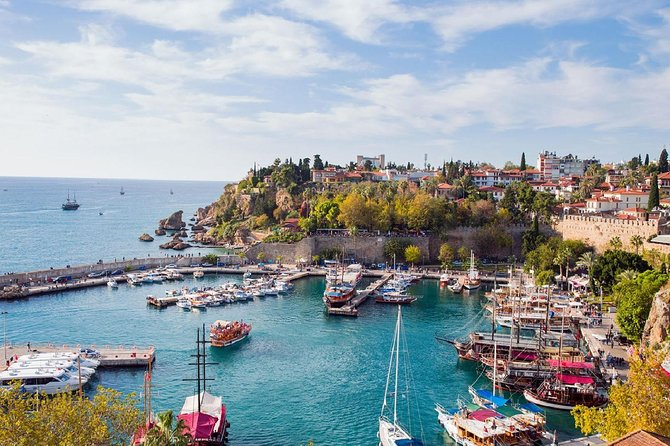 Private Transfer From Finike / Demre To Antalya Airport, Kas, TURQUIA