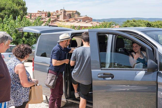 MÁS FOTOS, Avignon to Marseille Airport Private Departure Transfer