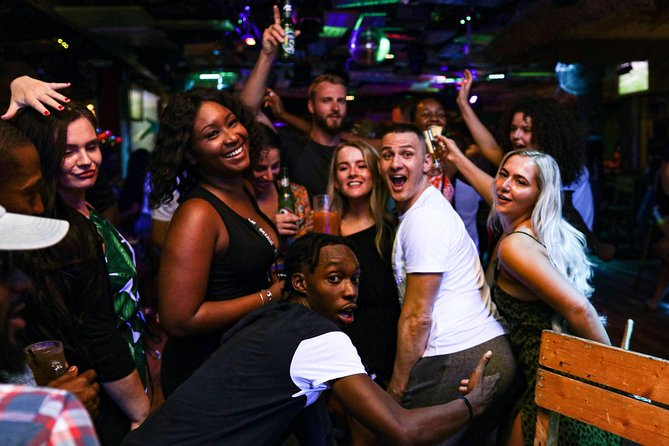 A truly authentic Bahamian experience. <br>The Nightlife Tour Experience is a must! Experience the Culture of the islands with your very own professional local guide. Get a first hand tour of our beautiful islands and the activities it offers <br><br>Nightlife Tours offers you the ability to visit the hottest venues in town VIP style; we will take you to the best bars, lounges, hangouts and nightclubs in town.<br><br>Bar Crawls<br>Club Crawls<br>Salsa Parties<br>Reggae Hangouts<br>Spoken Word / Poetry<br>Junkanoo Practices<br>Limo/SUV Service<br>Bus Tours<br>Walking Tours (Day or Night)<br>Open Air Parties