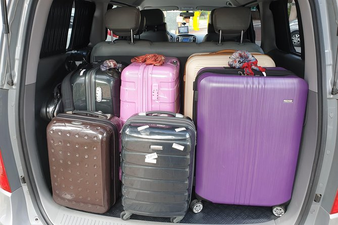 Private Airport Transfer: Incheon Airport to Seoul City (1-6 pax), Incheon, COREA DEL SUR