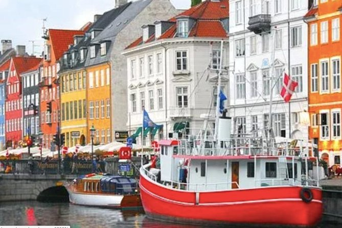 Shore Excursion: Panorama Sightseeing By Land and Canal Cruise, Copenhague, DINAMARCA