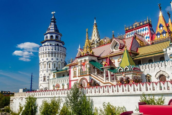 Izmailovo Kremlin And Flea Market Tour, Moscu, RUSIA