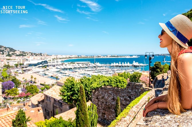 Private Custom Tour with Driver in the French Riviera from Nice, Niza, FRANCIA