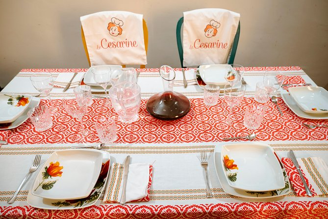 Private cooking class at a local's home with lunch or dinner in Praiano, Amalfi, ITALIA