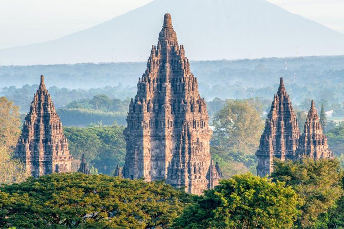 Witness the temples of Prambanan in their full splendor at sunset, soak in its history by exploring the grounds of the largest Hindu temple compound in Indonesia.