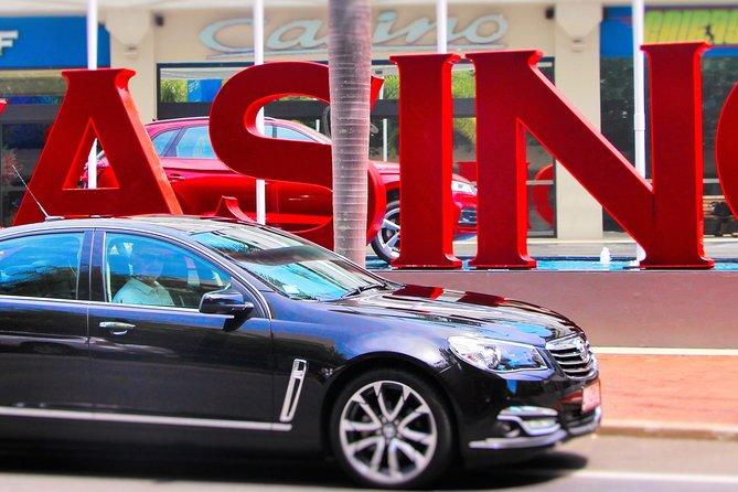 Airport Transfer - Cairns City To Airport, Cairns y el Norte Tropical, AUSTRALIA