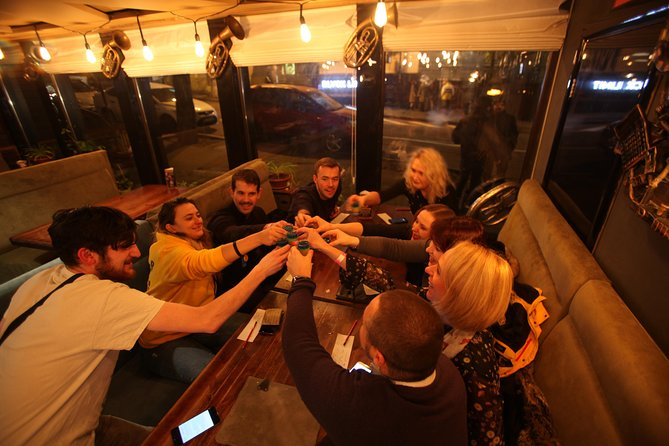 Pub Crawl in Kyiv, Kiev, UCRANIA