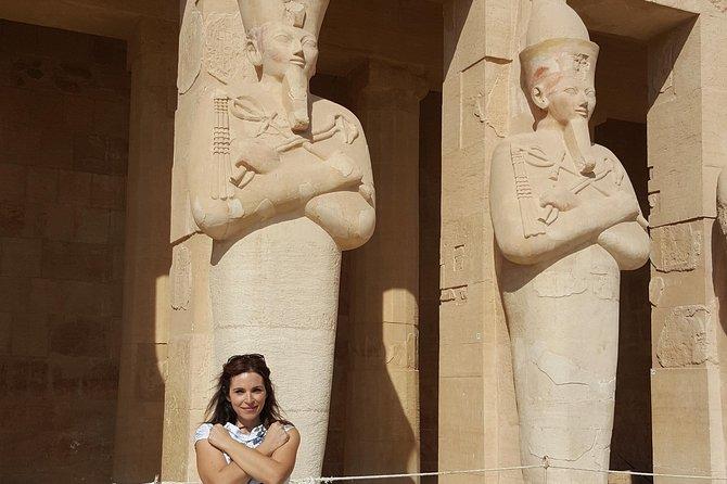 Enjoy Luxor West bank sightseeing from Luxor - unique, Luxor, EGIPTO