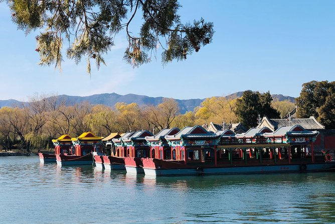 Private Tour to Mutianyu Great Wall and Summer Palace, Beijing, CHINA