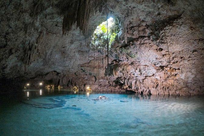 Amazing Underground River, Cozumel, Mexico