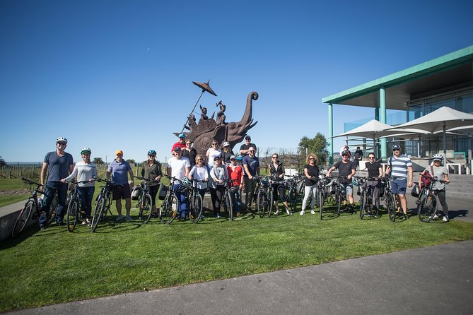 Cape Winery Cycle Tour - 6 wineries, self-guided, Napier, NOVA ZELÂNDIA
