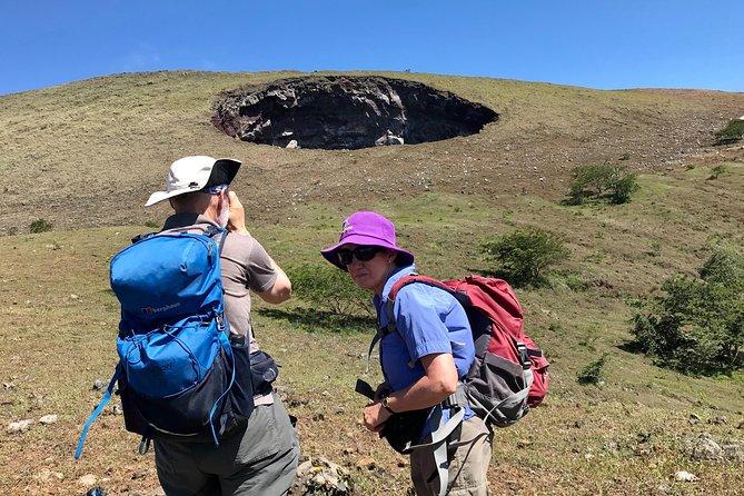 Hike El Hoyo Volcano