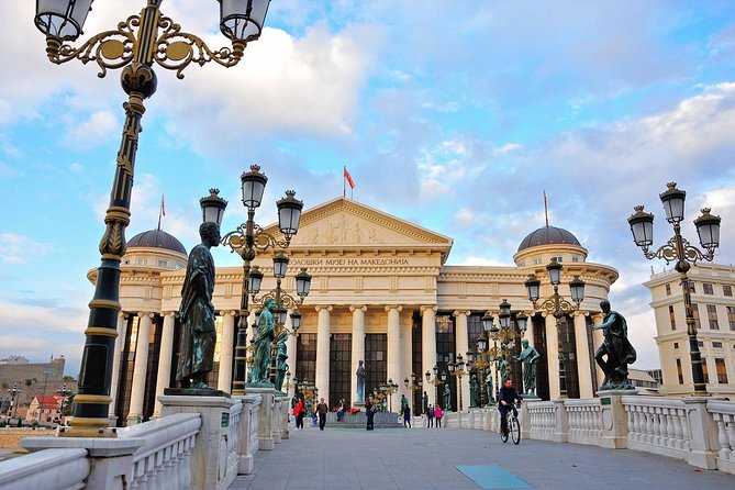 If you simply want to see the best and most important of Skopje, the highlights of the city and it's surrounding with a private driver-guide, then this is your tour.