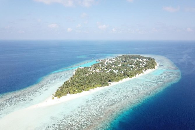 The greatest possibility to see local culture, try the food and swim with mantas in Maldives. Only for single travelers.