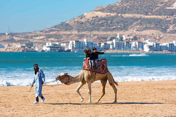 Agadir private transfer from Agadir airport (AGA) to Paradis Plage, Agadir, MARRUECOS