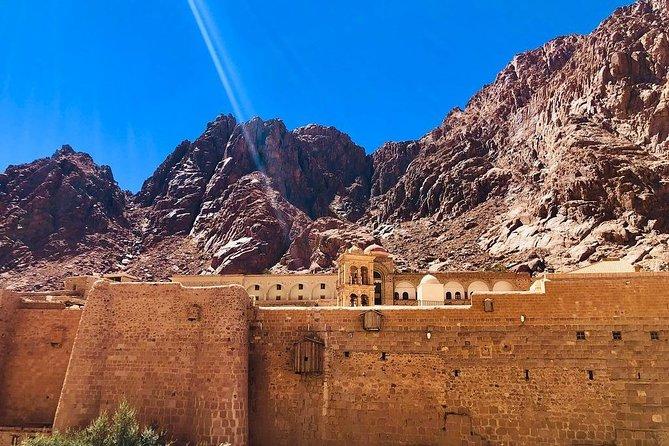 Overnight Trip to Saint Catherine Monastery from Cairo, El Cairo, EGIPTO