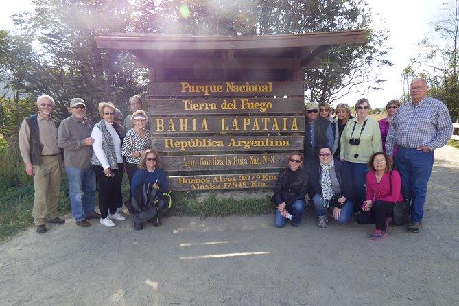 Ushuaia Shore excursion Nat. Park w/ City tour (Shared tour by van), Ushuaia, ARGENTINA