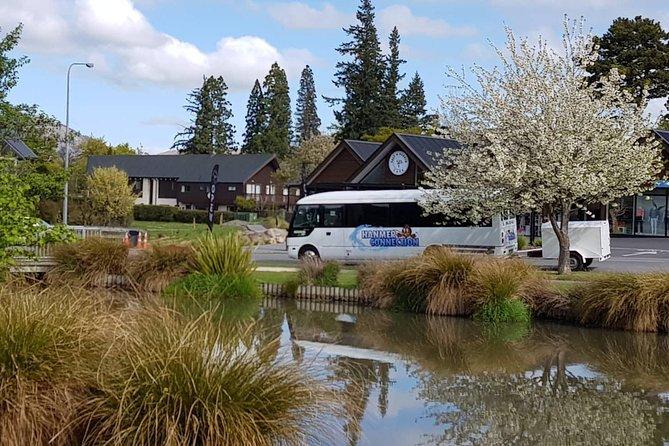Hanmer Connection Daily Shuttle, Hanmer Springs, NUEVA ZELANDIA