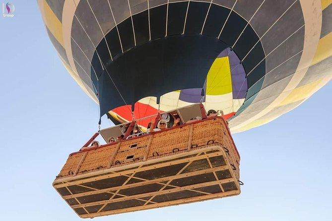 Paseo en globo aerostático en Luxor, Egipto- VIP, Luxor, EGIPTO