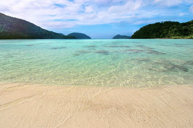 Surin Islands Snorkel Tour by SeaStar Andaman from Khao Lak, ,