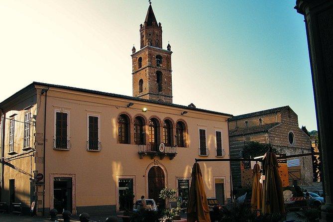 Private Transfer: Fiumicino Airport (FCO) to Teramo or vice versa, Ascoli Piceno, Itália
