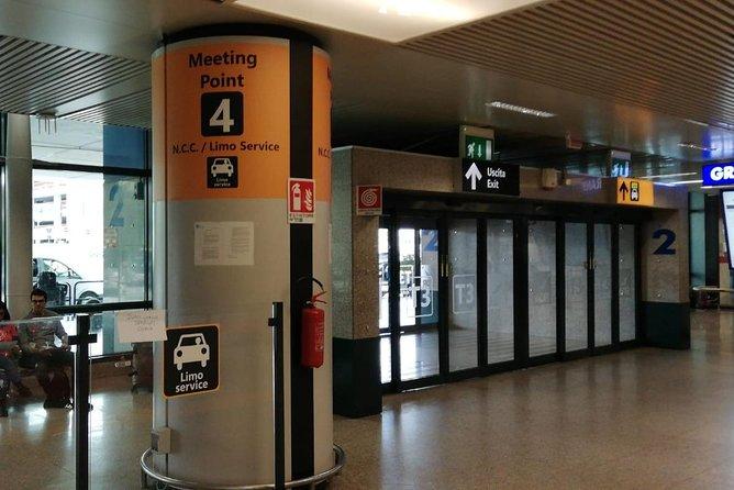 Private Transfer: Fiumicino Airport (FCO) to Foligno or vice versa, Assisi, ITALIA