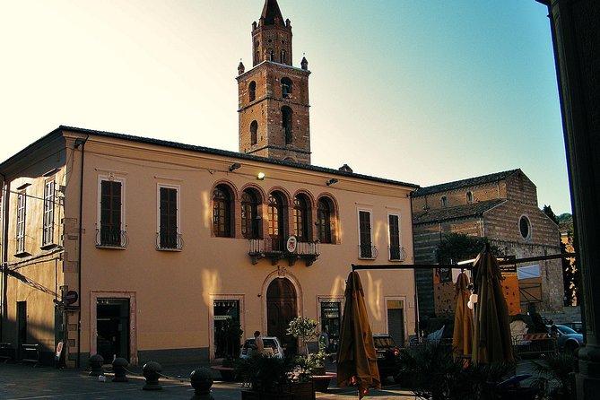 Private Transfer: Ciampino Airport (CIA) to Teramo or vice versa, Ascoli Piceno, Itália