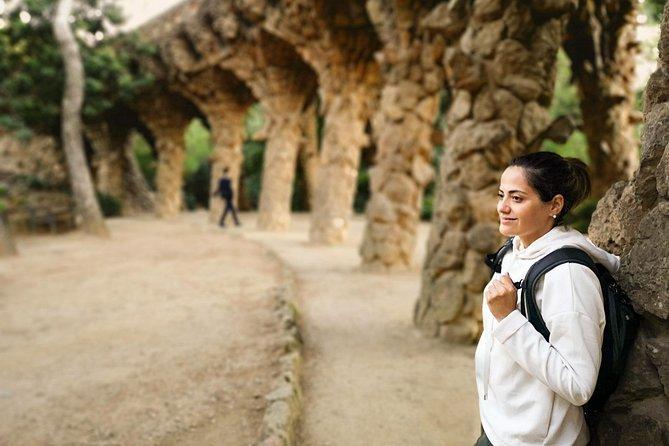 Recorrido privado más completo de un día con la Sagrada Familia y el Parque Güell, Barcelona, ESPAÑA