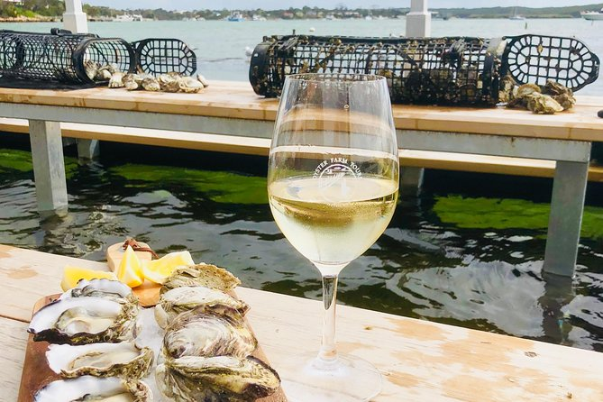 Oyster Farm and Tasting Tour with Hotel Pick-up and return from Port Lincoln, Port Lincoln, AUSTRALIA