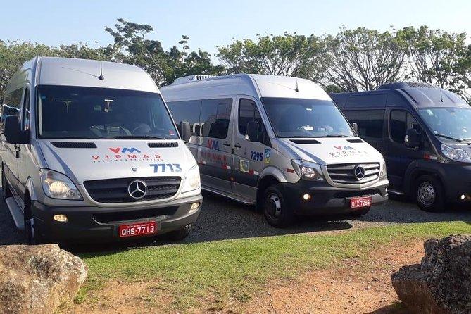 Traslado compartido desde Balneário Camboriú al Aeropuerto de Navegantes, Camboriu, BRASIL