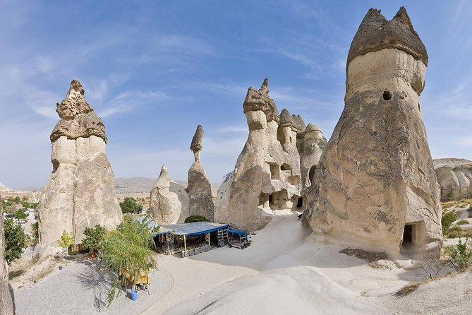 Full Day Cappadocia Highlights Tour with Goreme & Uchisar, Goreme, TURQUIA