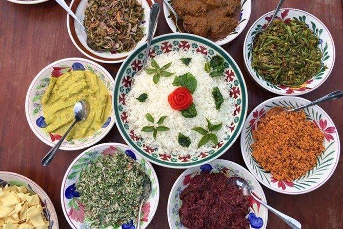 Organic cooking classes and lessens, Sigiriya, SRI LANKA