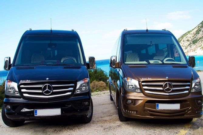 Why spend your precious time waiting in long shuttle or taxi lines. Avoid the language barrier and currency exchange. Travel in style from your  Hotel in Argostoli City to Kephalonia Airport EFL by private vehicle and reach your final destination relaxed and refreshed.