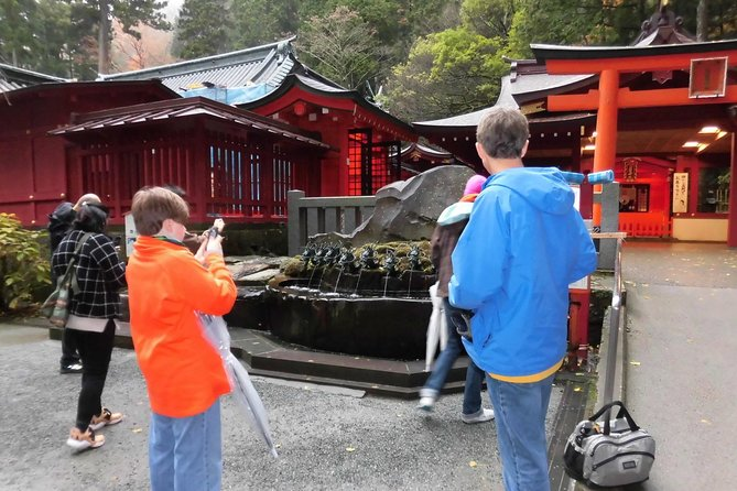 Hakone Full-Day Private Tour By Public Transportation, Hakone, JAPÃO