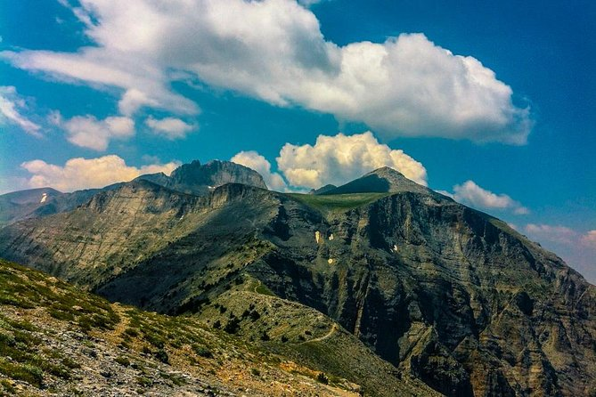 Private tour: Mt.Olympus-Old Panteleimon, Salonica, Greece
