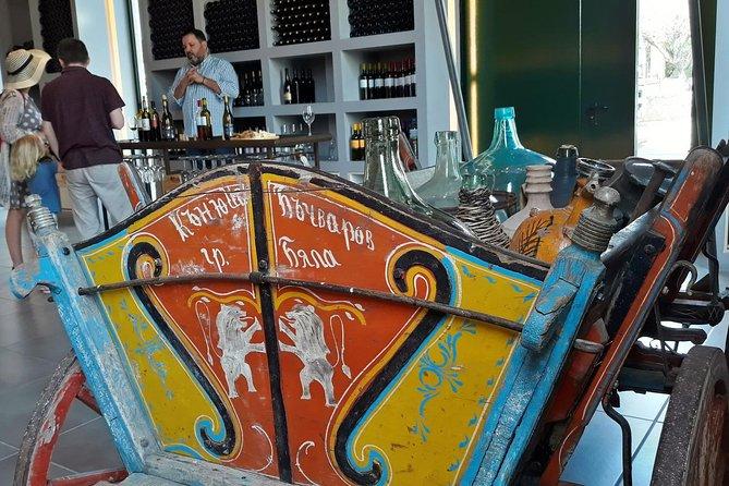 Экскурсия по винным дорогам из Афин, Пирея или Нафплиона (до 10 часов), Corinto, GRECIA