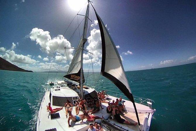 2-Night Whitsundays Sailing Adventure: Wings Sailing, Airlie Beach, AUSTRALIA